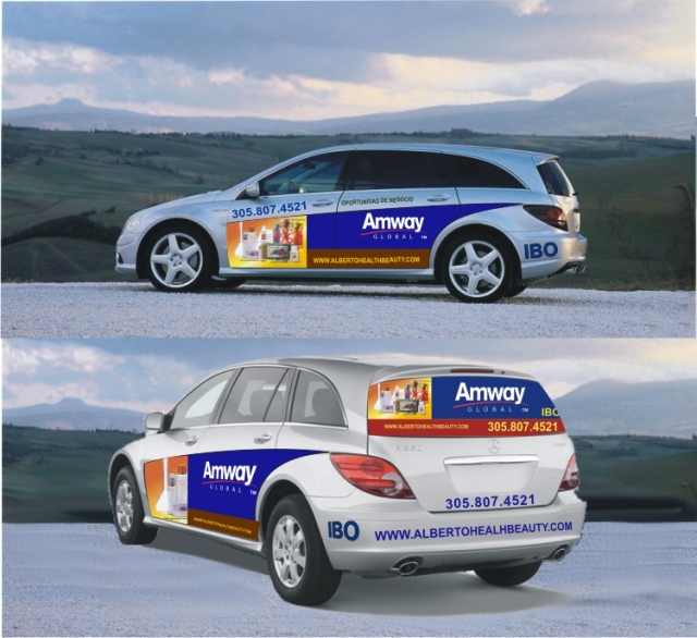 alberto-amway-car4-matic-sign